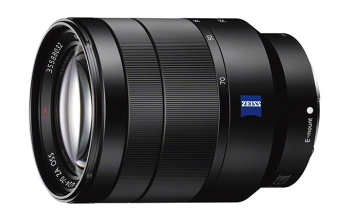 FE 24-70 mm f/4 Zeiss