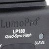 Test flash LumoPro LP 180 Quad-Sync Flash