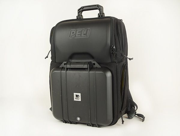 Test sac photo Peli ProGear