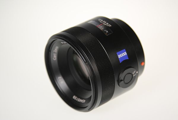Sony Carl Zeiss Planar T* 50 mm f/1,4 ZA SSM