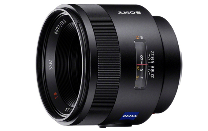 Carl Zeiss Planar T* 50 mm f/1,4 ZA SSM