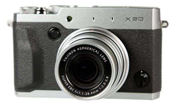 Fujifilm X30 test review zoom ouvert