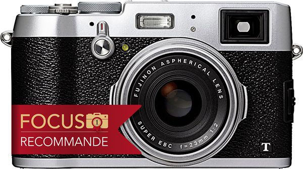 Fujifilm X100T test review recommandé