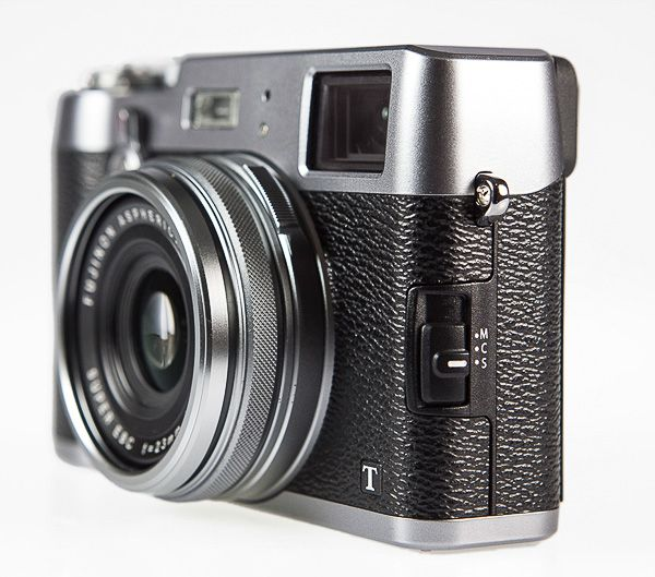 Fujifilm X100T test review autofocus