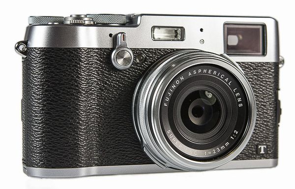 Fujifilm X100T test review