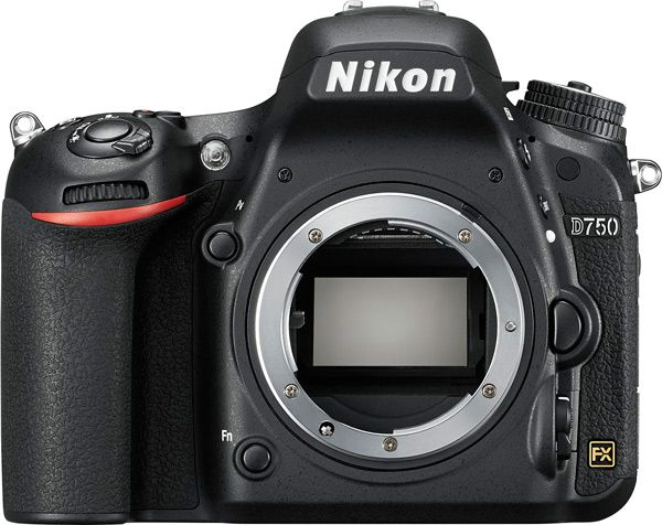 Nikon D750 test review