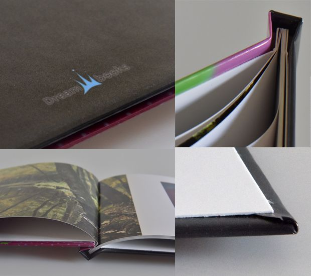 livre photo landscape slim de Dreambooks