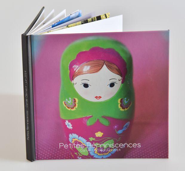 Ideal Test Photobox Livre photo premium carré - Livre imprimé - Focus  IT48