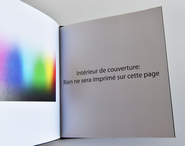 livre photo premium carré de Picture Perfect