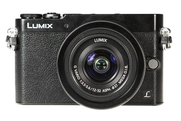 Panasonic Lumix GM5, test review, vue de face