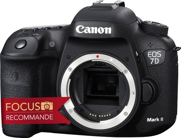 Canon EOS 7D Mark II recommandé test review