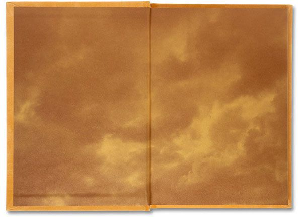 Paul Graham, Does Yellow Run Forever?, MACK Books, pages de garde