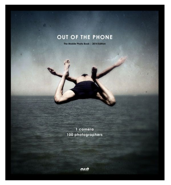 The Mobile Photobook, recueil de photographies Instagram, Out of the Phone, 2014, couverture