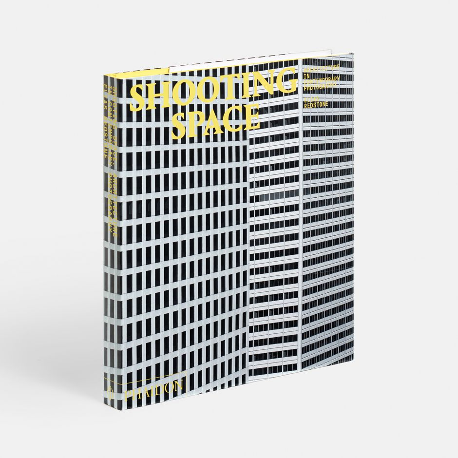 Shooting Space, Architecture in contemporary photography (Photographier l'espace, L'architecture dans la photographie contemporaine), Phaidon, 2014, couverture