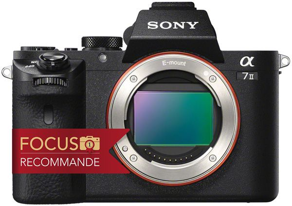 Sony A7 2 (Alpha 7 2), test review, conclusions, recommandé