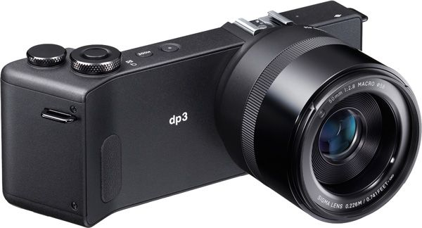 Sigma DP3 Quattro test review