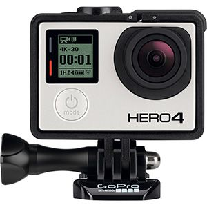 Gopro Hero4 black Test review