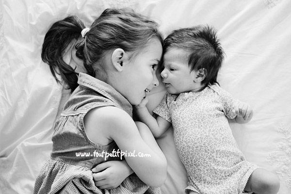 Lisa Tichané, La photographie de nouveaux-nés