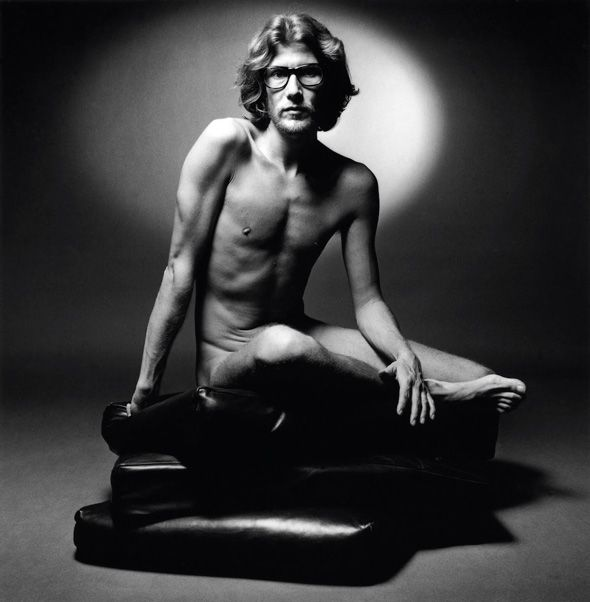 Yves Saint-Laurent par Jeanloup Sieff