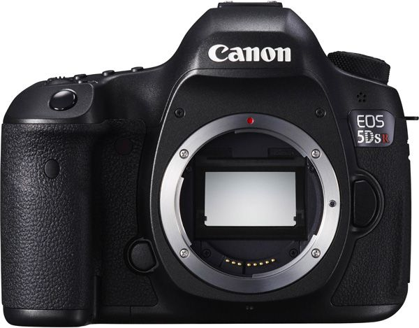 Canon 5DsR test review