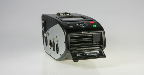 Test Bolex D16M test review cartes