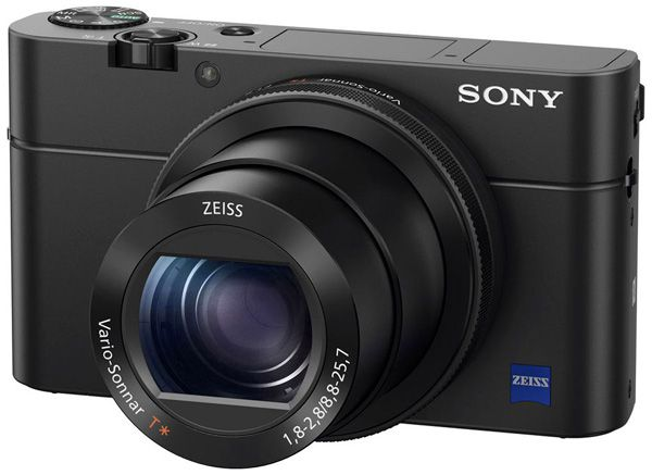Sony RX100 Mark 4