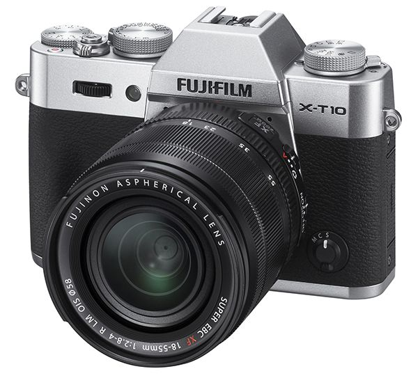Fujifilm X-T10 test review