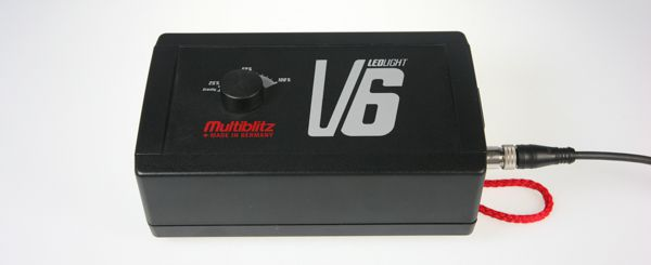 Torche Multiblitz V6, test