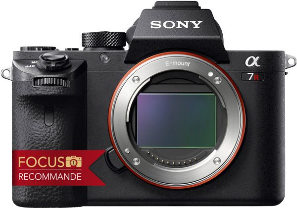 Sony A7R II (Alpha 7R 2, A7R 2) test review recommandé