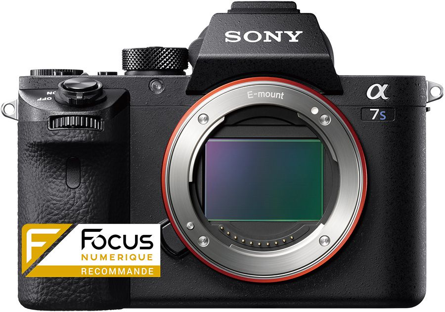 Sony A7S II test review recommandé