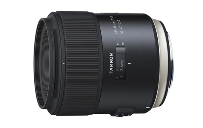 SP 45 mm f/1,8 Di VC USD