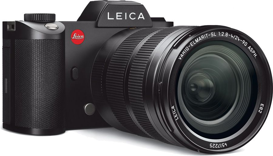 Leica SL Typ 601 test review