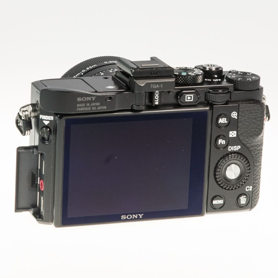 Sony RX1R 2 test review cale-pouce position 2