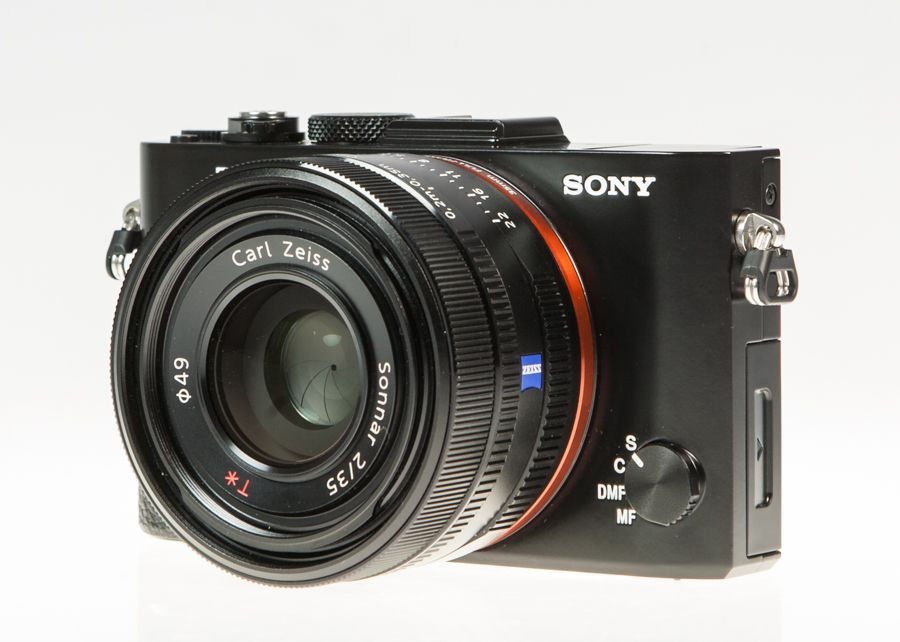 Sony RX1R 2 test review vue de 3/4