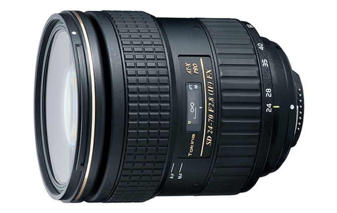 SD 24-70 mm f/2,8 IF DX