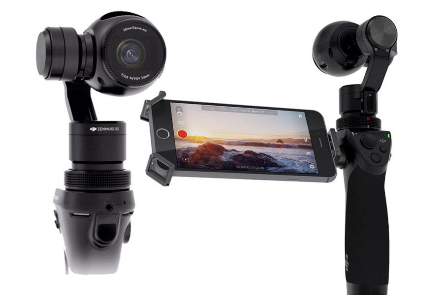 DJI Osmo test review