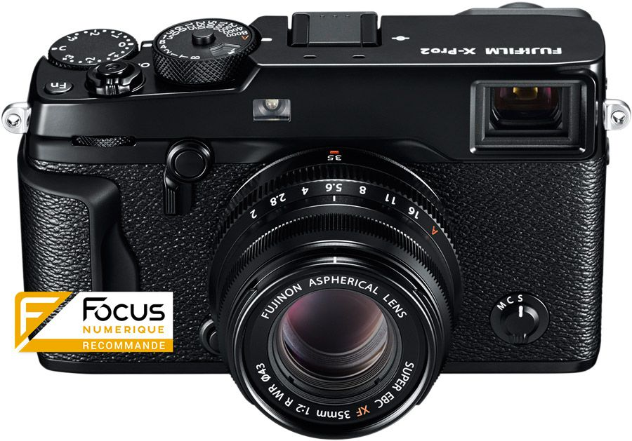 Fujifilm X-Pro2 test review hybride