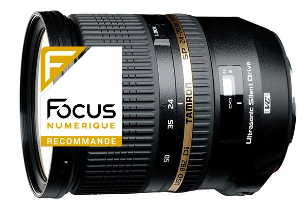Tamron SP 24-70 mm f/2,8 Di VC USD