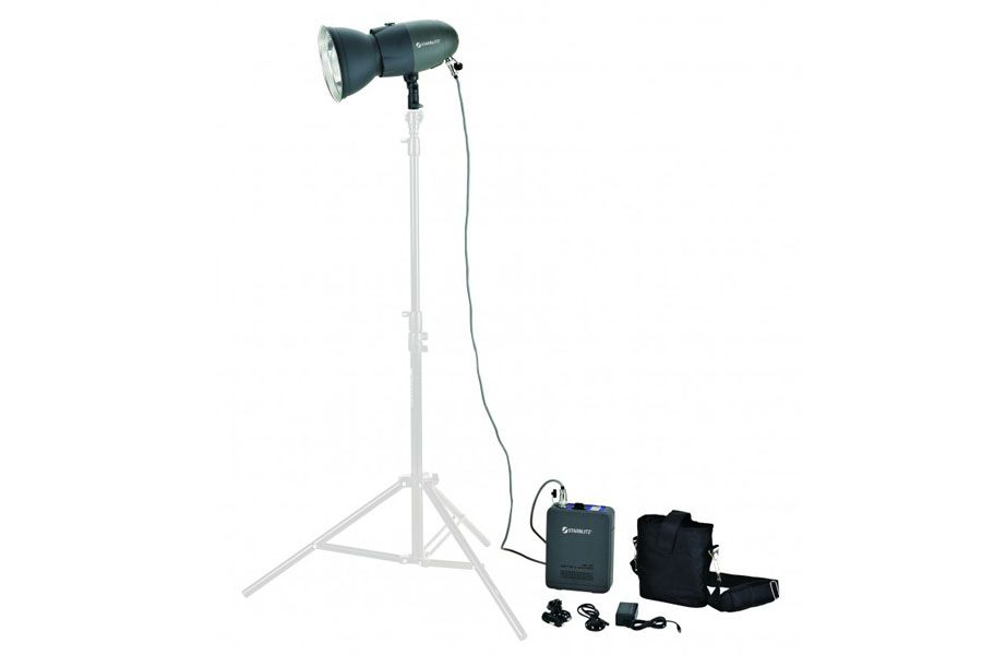 Flash Starblitz Visico VL-400 Plus