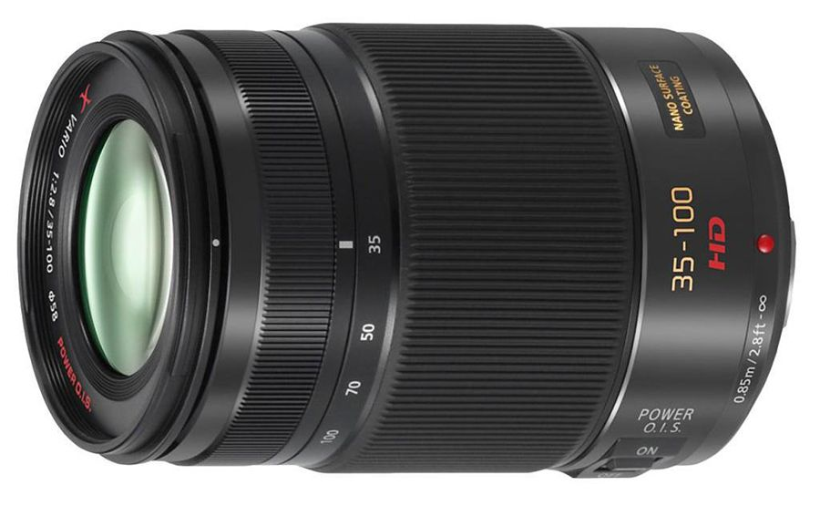 Panasonic Lumix G Vario 35-100 mm f/2,8 Power OIS
