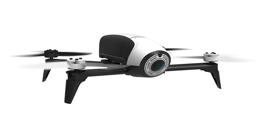 Drone Parrot Bebop 2, test review, verdict