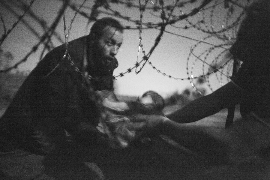 World Press Photo of the Year / Premier Prix Spot News, Warren Richardson