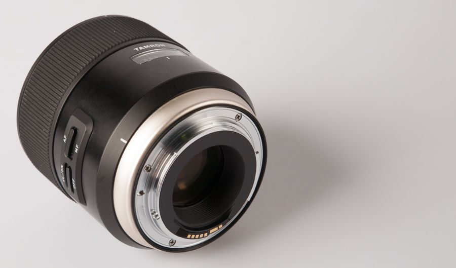 Tamron SP 85 mm f/1,8 Di VC USD