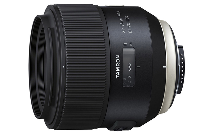 SP 85 mm f/1,8 Di VC USD