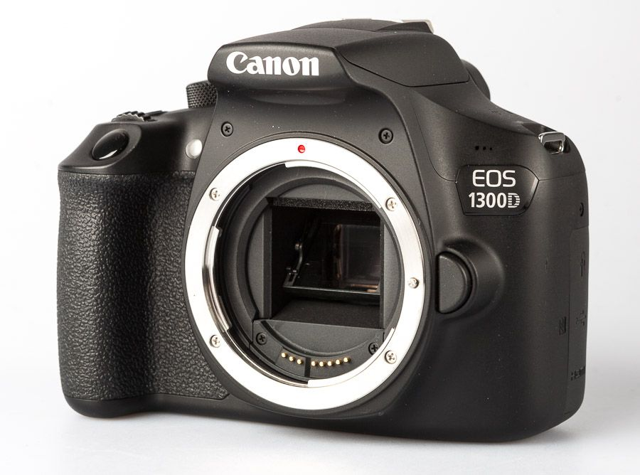 Canon 1300D test review reflex