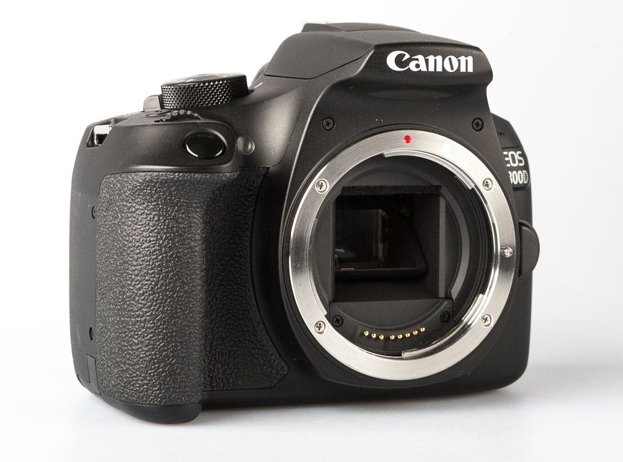 reflex Canon 1300D EOS test review