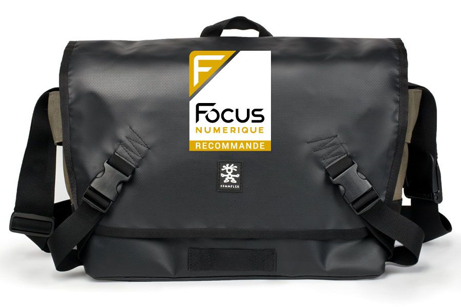 Sac photo Crumpler Muli 9000 recommandé par Focus