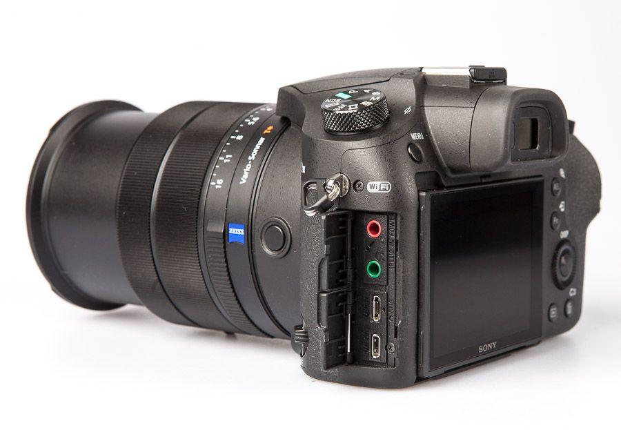 Sony RX10 III test review compact long zoom connexions