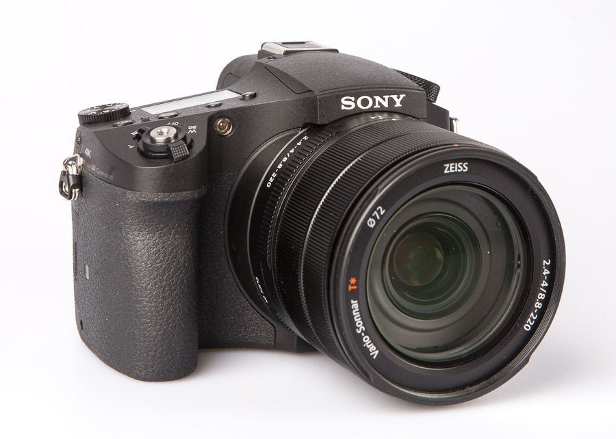 Sony RX10 Mark III compact expert test review vue de 3_4