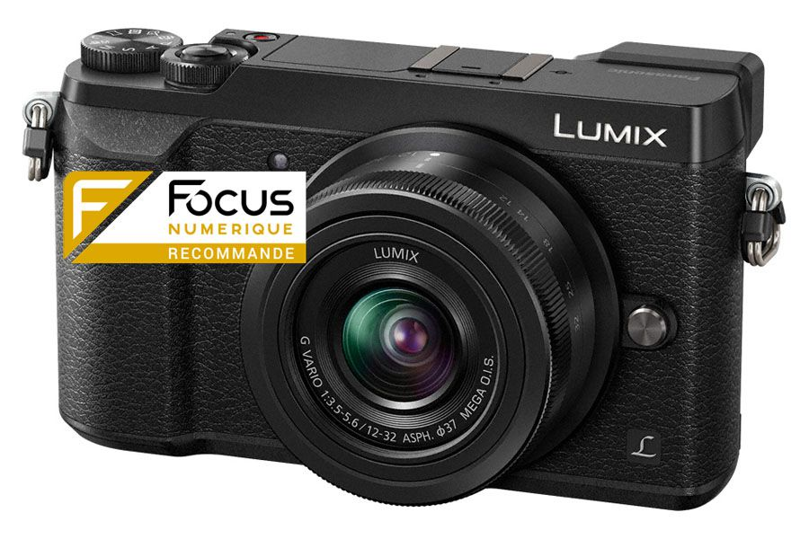 Panasonic GX80 test review hybride